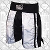 FIGHT-FIT - Box Shorts / Schwarz-Weiss