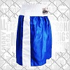 FIGHT-FIT - Box Shorts / Blau-Weiss