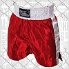 FIGHT-FIT - Box Shorts / Rot-Weiss