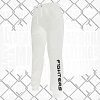 FIGHTERS - Training Pants / Giant / Weiss