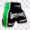 FIGHTERS - Thaibox Shorts / Elite Muay Thai / Black-Green