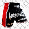 FIGHTERS - Thaibox Shorts / Elite Muay Thai / Black-Red