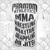 Phantom - MMA Sports T-Shirt / Weiss