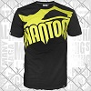 Phantom - MMA T-Shirt Supporter 2.0 / Schwarz-Neon