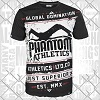 Phantom - Athletics T-Shirt / Walkout / Black-White