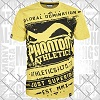 Phantom - Athletics T-Shirt / Walkout / Yellow