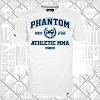 Phantom - MMA T-Shirt Athletic / Weiss