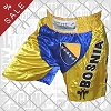 FIGHT-FIT - Muay Thai Shorts / Bosnien