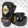 Top Ten - Point Fighting Handschuhe / Schwarz-Gold