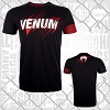 Venum - T-Shirt / Rapid / Black-Red