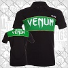Venum - Polo Team / Black-Green