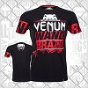 Venum - T-Shirt Wands Conflict / Black-Red