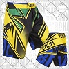 Venum - MMA Short Wand's Conflict / Yellow-Blue-Green